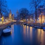 Move to capital of Europe: AMsterdam