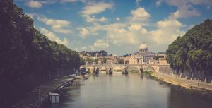 European coastal cities for your move- ROME