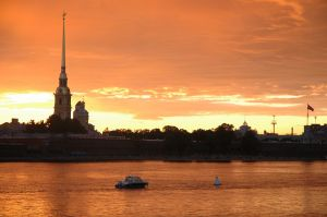 European coastal cities for your move- ST PETERSBURG