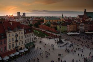 The best cities in Europe where you should move for education - Warsaw