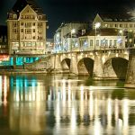 Basel- The third of the best cities in Europe for relocation from the USA