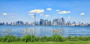 suburbs in Toronto