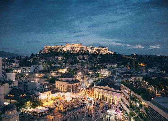 Athens, on of the best reasons for moving to Greece