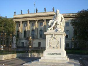 The Humboldt University of Berlin