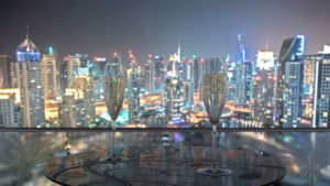 European newcomers can drink alcohol in Dubai, with a special permit.