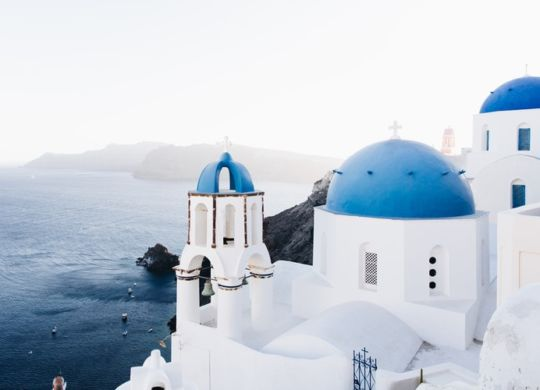 Greece is always a perfect choice for a move
