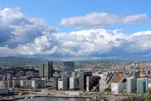 Norway is the great destination for student moving.