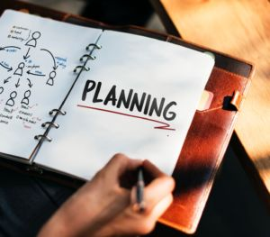 Make a list of all the things you need for your business relocation