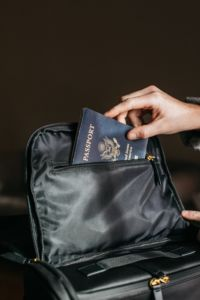 Make photos and copies of your passport in case you lose it.