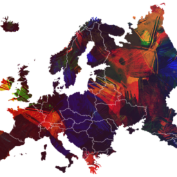 Europe in colors