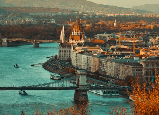 Moving to Budapest