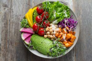 veggie bowl - cities for vegans