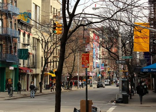 Manhattan's best neighborhoods to live in.