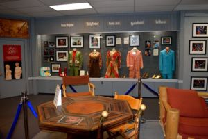 After moving to Nashville from Europe, visit Willie Nelson and Friends Museum.