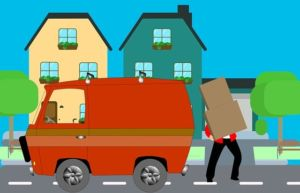 Movers - Get some movers to help you pack for relocation.