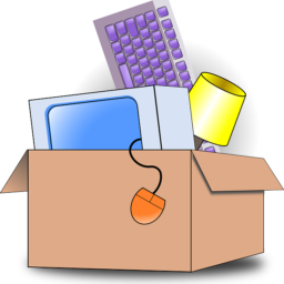 Moving box - Learn how to pack for relocation!