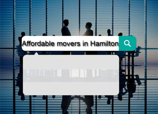 search engine showing what to type to find affordable movers