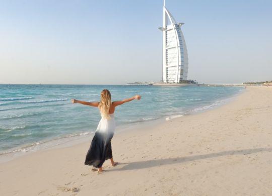 leaving Europe for Dubai