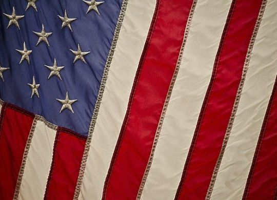 USA flag - Make sure to gather everything you need to know before starting over in America.