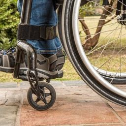 Wheelchair Disability - Adapting a home for disability accessibility
