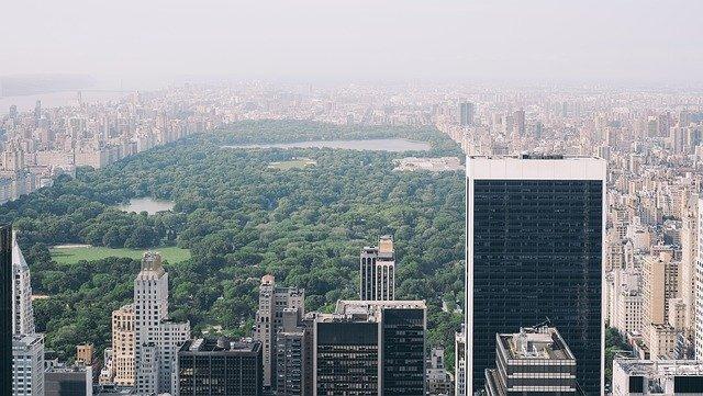 Central Park, New York City.