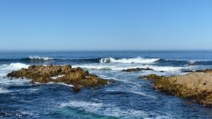 A beach in Monterey County as one of the reasons why you should consider Monterey.