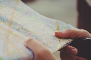 The map is something you should have on your expat's guide to Northern Virginia.
