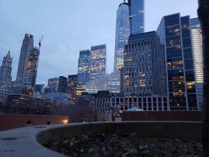 Tribeca view.