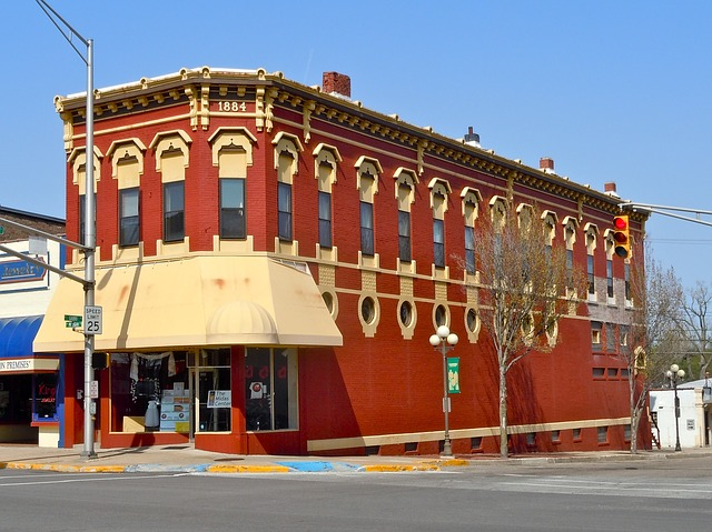 Historical buildings are one of the reasons Indiana is a place where Europeans feel at home!
