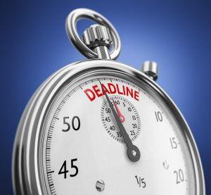 Deadline Clock