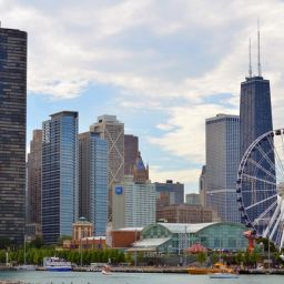There is a city landscape of Illinois, the one that all the expats form Europe that come to live in Illinois will love.