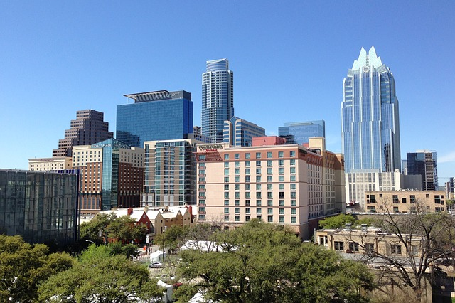 Austin center is the capital and also a great city in Texas for expats