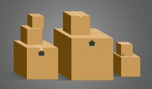 Moving Packing Box - Moving boxes size chart