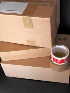 Boxes Tape