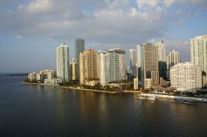 Miami as one of the best Florida cities for foreigners in 2021.