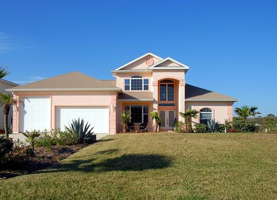 A famly home in one of the best Florida cities for foreigners.
