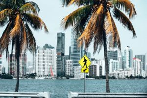 Expanding your business to the US to see Miami.