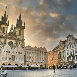 Prague -one of the top eastern European cities for students